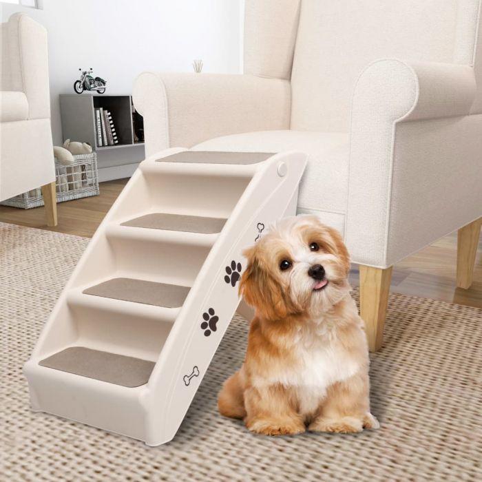 Сгъваеми стълби за кучета