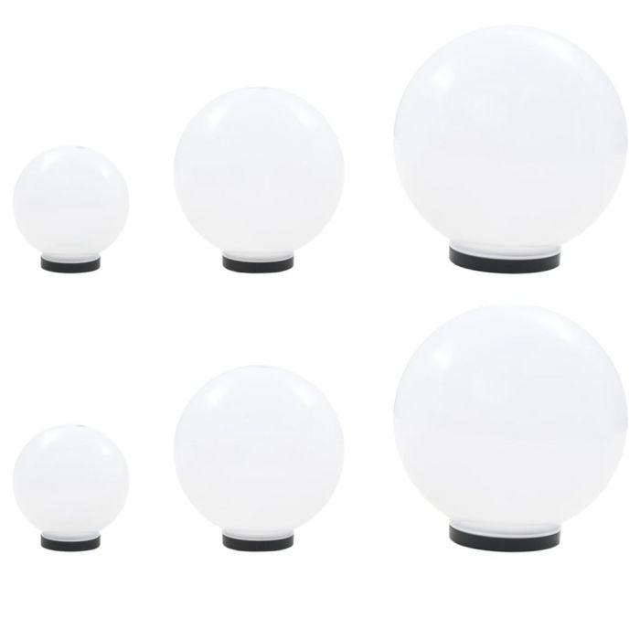 Градински сфери за LED лампи John-James