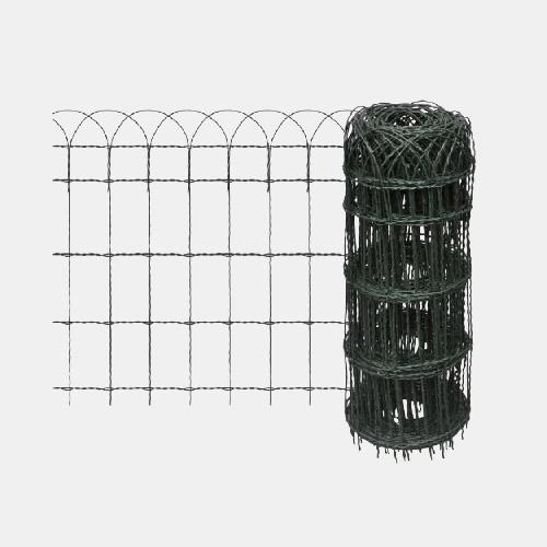 Декоративни огради и бордюри