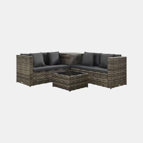 Комплекти градински мебели